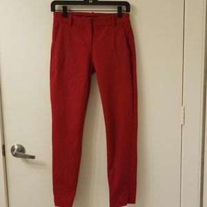 Theory cropped pants 00